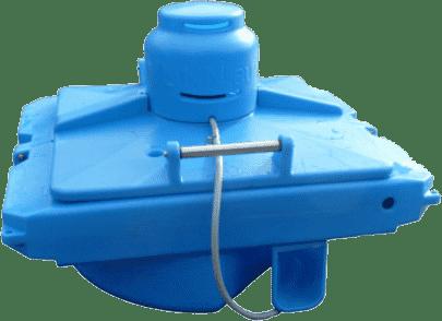 Легкий и компактный плавающий оксигенатор