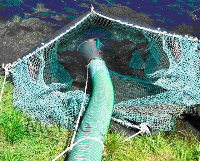 центробежный насос для рыбы